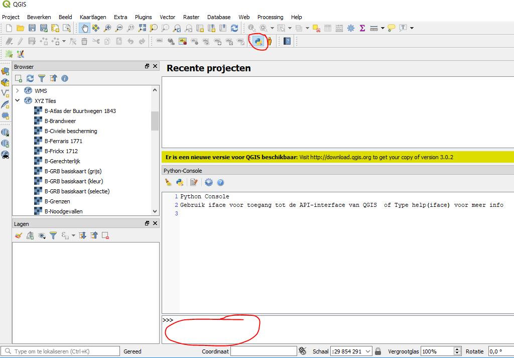 QGIS script1